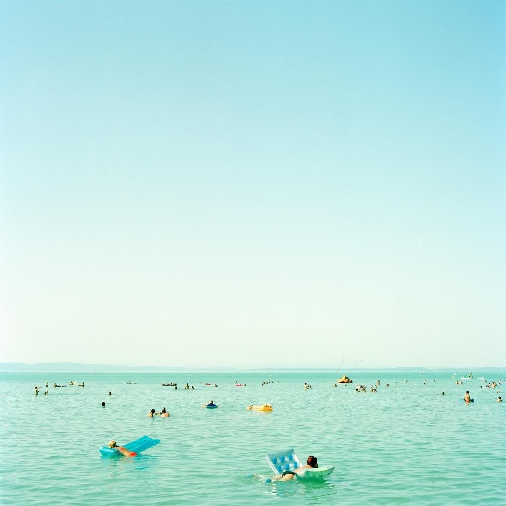 Pályi Zsófia: Balaton, a magyar tenger, 2013 © Pályi Zsófia